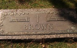 Frances Fannie <i>Fuller</i> Brown