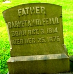 Barnet A. Wolfe, M. D.