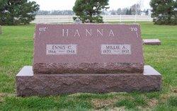 Ennis C Hanna