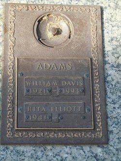 Rita <i>Elliott</i> Adams