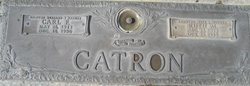 Carl Franklin Catron