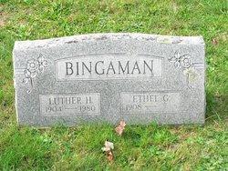 Ethel G <i>Dewolf</i> Bingaman