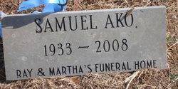 Samuel Grandpa Sam Ako