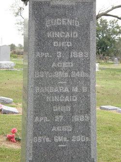 Barbara <i>McBain</i> Kincaid
