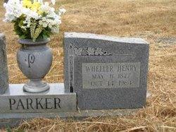 Wheeler Henry Parker