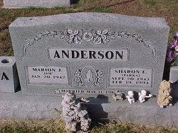 Sharon E. <i>Parks</i> Anderson