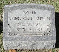 Abington East Bowen