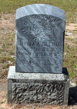 Julia A. <i>Johns</i> Glenn