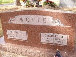 Charles M Wolfe