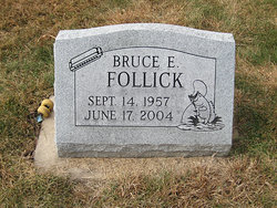 Bruce E Follick
