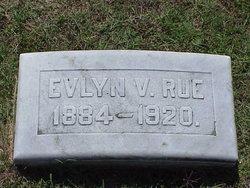 Evelyn Virginia <i>Rowley</i> Rue