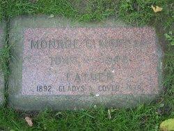 Gladys A. <i>Morgan</i> Cover