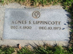 Agnes Sophia <i>Fitzgerald</i> Lippincott