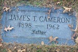 James T Cameron