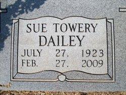Sue <i>Towery</i> Dailey