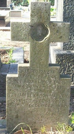 William Leighton Harvey