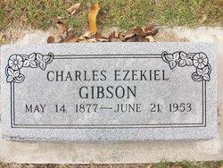 Charles Ezekiel Gibson