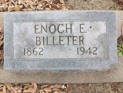 Enoch E Billeter