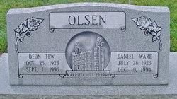 Daniel Ward Olsen