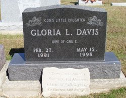 Gloria Lee <i>DeWert</i> Davis