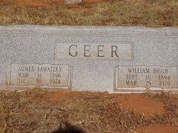 Agnes <i>Sawatsky</i> Geer