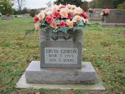 Ervin Gideon