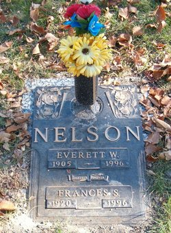 Frances Selma <i>Johnson</i> Nelson