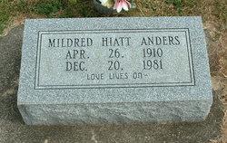Mildred <i>Daniels</i> Anders