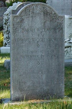 Sarah <i>Willard</i> Wigglesworth