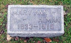 Mary Ann <i>McCartney</i> Aiman
