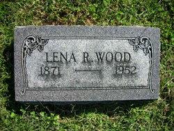 Lena R. <i>Witt</i> Wood