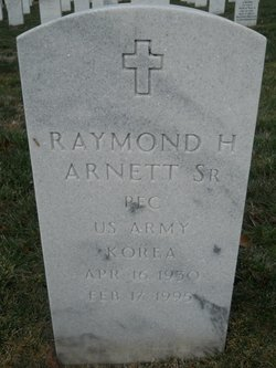 Raymond H Arnett, Sr