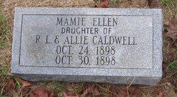 Mamie Ellen Caldwell