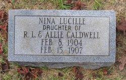 Nina Lucille Caldwell