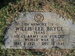 Willie Lee Bryce