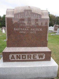 Barbara <i>McMillan</i> Andrew