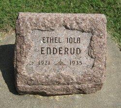 Ethel Iola Enderud