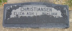 Eliza Geneva <i>Ash</i> Christiansen