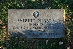 Corp Everett N. Artis