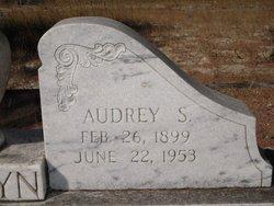 Audrey <i>Savage</i> Lewellyn