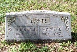 Thomas Judson Barnes