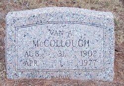Van Alexander McCollough