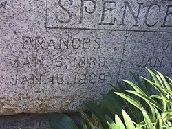 Frances <i>Cowling</i> Spencer