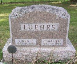 Edward M Luehrs