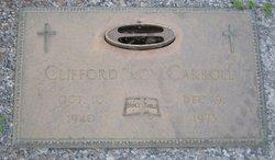 Clifford Roy Carroll, Sr