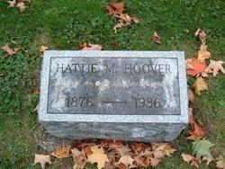 Hattie M Hoover