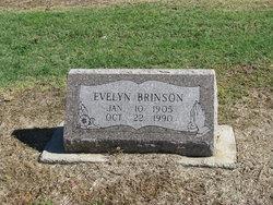 Evelyn Leota <i>Walters</i> Davis-Brinson