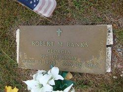 Robert M Bodie Banks