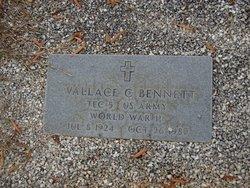 Wallace C Bennett