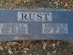 George Emil Rust